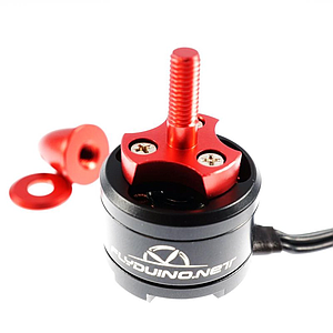 Flyduino X2208v2 light edition 1100KV Brushless Outrunner Motor CCW Version