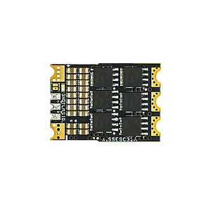 KISS ESC 3-6S 32A (45A limit) - 32bit brushless Motor Ctrl