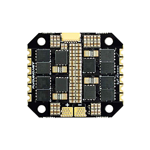 KISS ESC 2-5S 25A 4in1 (40A limit) - 32bit brushless Motor Ctrl